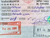 Грузия прекратила выдачу виз в Москве