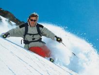Крупный горнолыжный курорт открыт на границе Европы и Азии