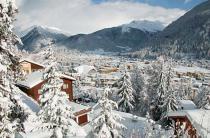 Швейцарский курорт предлагает бесплатный ски-пасс