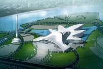 Центр искусств открылся в Гуанчжоу