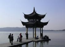 Китай. Озеро Сиху