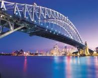 """Сиднейский мост """"заговорит"""" на 16 языках"""
