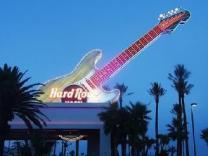 Отели Hard Rock предлагают постояльцам составить саундтрек на время пребывания