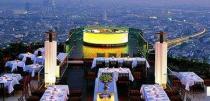 Крыша мира, или пятнадцать отелей, которые потрясают видами с высоты птичьего полета