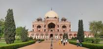 В Дели открылась отреставрированная гробница Хумаюна
