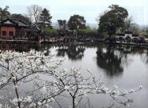 Китай: озеро Сиху внесли в список ЮНЕСКО