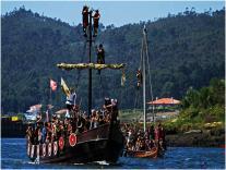Фестиваль викингов состоится в Испании