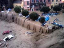 В Италии снова наводнение