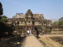Один из древнейших храмов Камбоджи отреставрировали