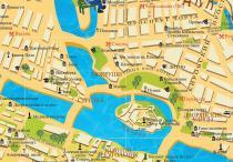 В Санкт-Петербурге издана неформальная карта города