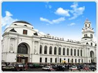 Новые экскурсионные маршруты по Москве - от Киевского вокзала