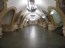 Киоски в стиле ар-деко и сталинского ампира появятся в московском метро