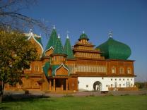 Летние экспозиции в музее-заповеднике Коломенское