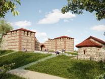 В Болгарии после реставрации открыта античная крепость