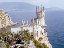 Море в Крыму прогрелось до 29 градусов