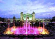 Чехия: 16 марта запоют фонтаны Кржижика