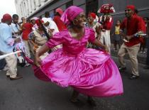На Кубе пройдет исторический фольклорный фестиваль