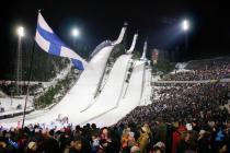Лахти приглашает на Лыжные игры