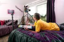 В Великобритании открылся отель с ламами