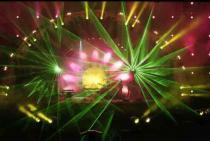 В Праге пройдет лазерное шоу