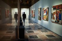 Выставка Ле Корбюзье открылась в Москве
