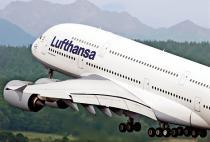 Следующая забастовка в Lufthansa - в пятницу