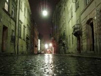 Во Львове проводятся бесплатные ночные экскурсии
