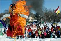 Место празднования Масленицы в Москве изменится