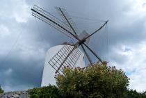 На Ибице создадут экскурсии по ветряным мельницам
