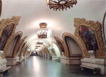 В московском метро появятся Wi-Fi и указатели на английском языке