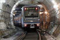 Экранов между поездом и платформой в московском метро почти не будет