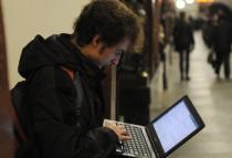В московском метро появится беспроводной интернет