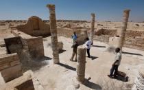 Египет впустит туристов в античный портовый город