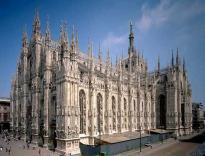 Миланский собор выгравирует под шпилем имя своего спонсора