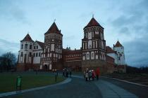 Мирский замок в Белоруссии открыл новые залы и повысил цены
