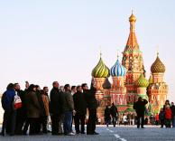 Туристы рассказали, чего они боятся в Москве