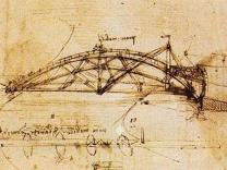 В Стамбуле построят мост по проекту Леонардо