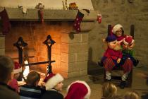 Детская рождественская программа - в Нарвском замке
