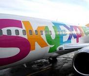 Sky Express будет летать из Москвы в Анапу