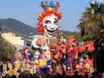 Ницца приглашает на карнавал