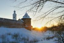 Новгород приглашает на историческую рождественскую ярмарку