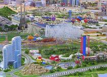 Новый парк развлечений появится в Дубае