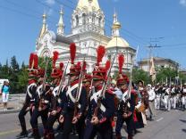 Фестиваль военных оркестров состоится в Москве