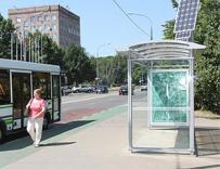 Остановки с интерактивными картами и доступом в интернет появятся в Москве