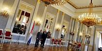 Президентский дворец в Будапеште открывается для посетителей
