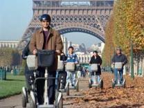 По Парижу - на сигвее