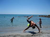 Римские пляжи станут платными
