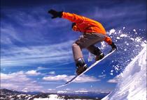 В России появилось три сноуборд-парка европейского уровня