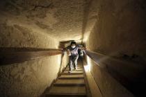 В Египте открыта для посещения пирамида Хефрена