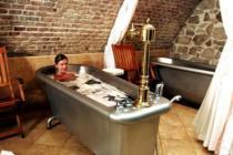 Пивные ванны популярны в Чехии